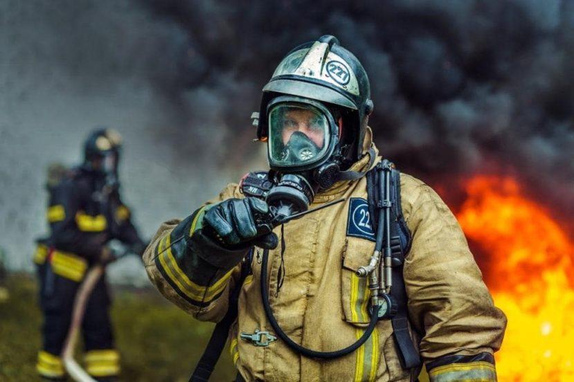12 лет со дня образования исполнилось Московской областной противопожарно-спасательной службе