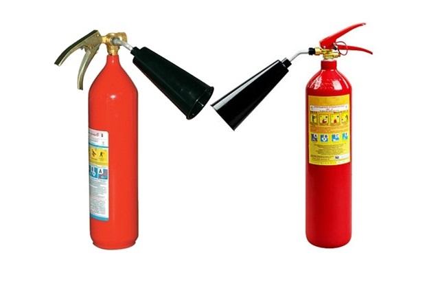 ОУ-2 огнетушитель и его характеристики