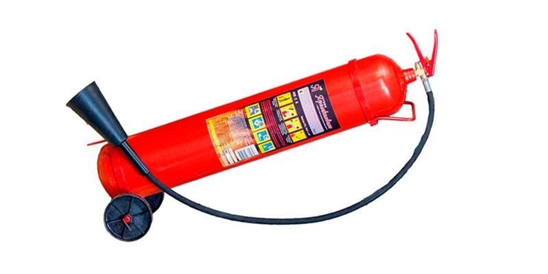 Огнетушитель ОУ-10