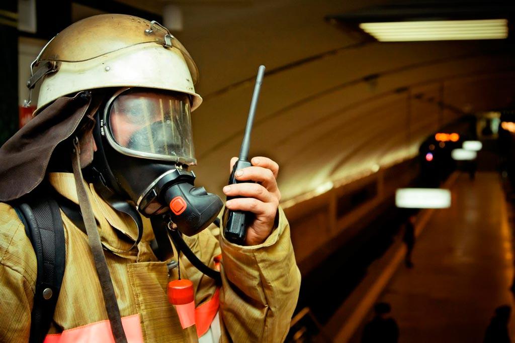 Оперативный дежурный пожарно-спасательного гарнизона