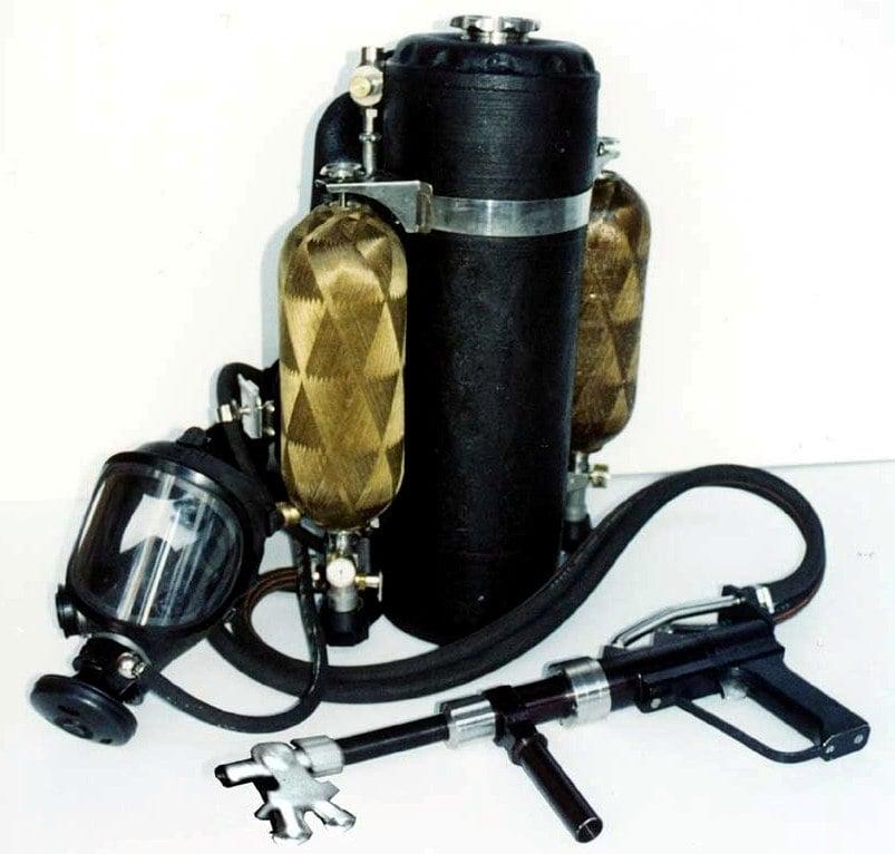 Установка пожаротушения ИГЛА-1-0,4