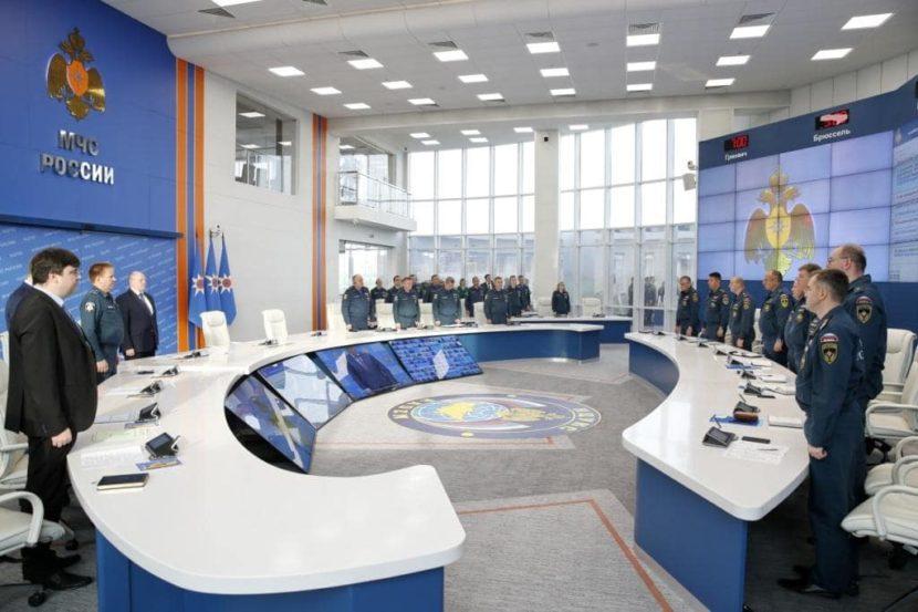 На контроле МЧС России – ликвидация последствий разрушения дамбы технологического водоема в Красноярском крае