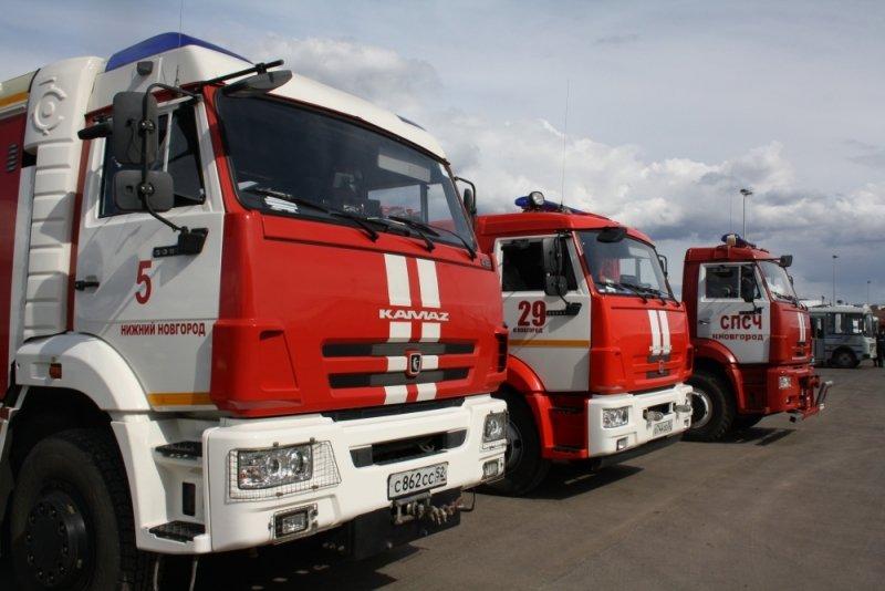 пожарные машины камаз