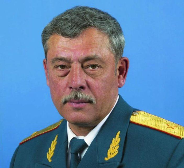 Умер легендарный пожарный Виктор Климкин