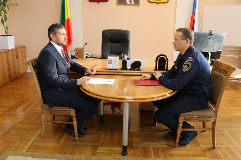 МЧС России держит на контроле оказание помощи населению Забайкалья