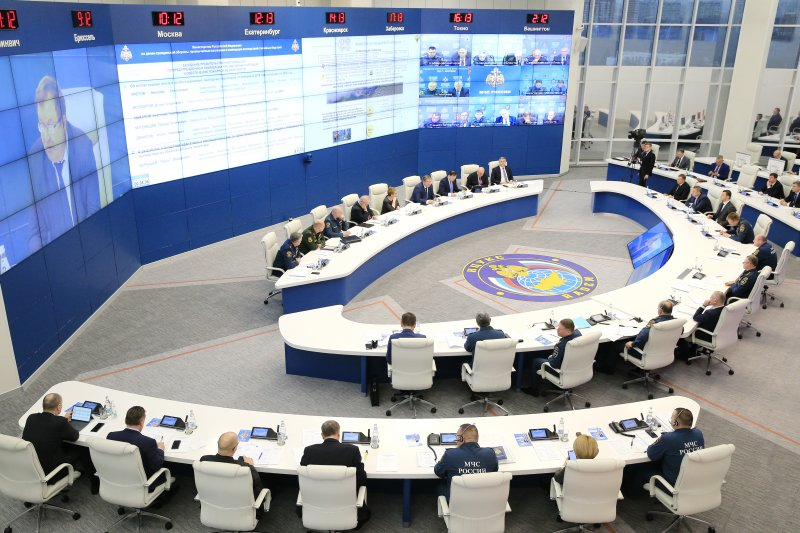 Итоги лесопожарного сезона 2019 года и планы по охране лесов на 2020 год обсудили на Правительственной комиссии в МЧС России