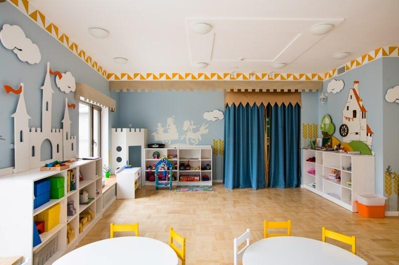 Пожарная безопасность частных детских садов