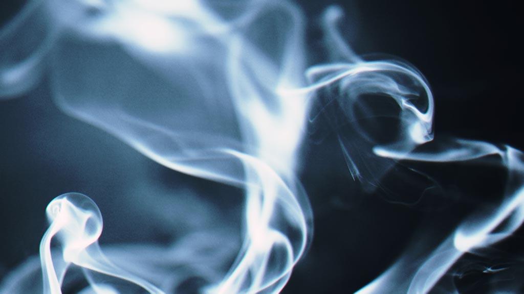 Твердые продукты горения (дым)