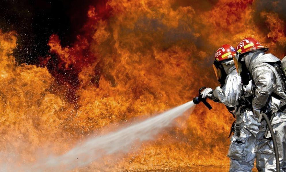 Огнетушащие вещества разбавления