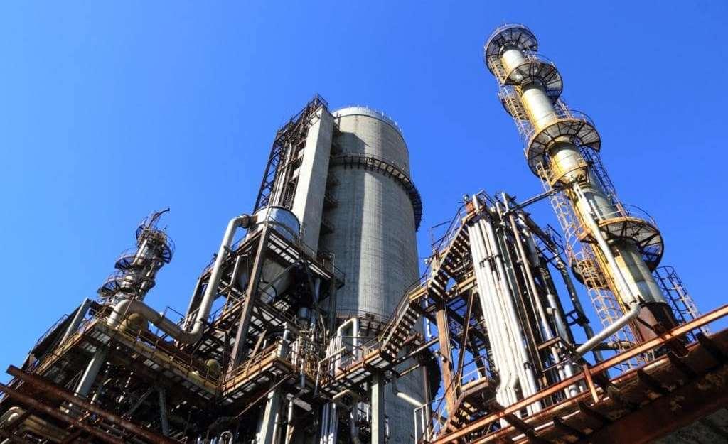 Пожарная безопасность нефтегазоперерабатывающих объектов