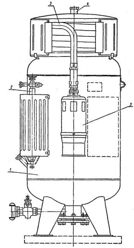 Схема ОВПУ-250