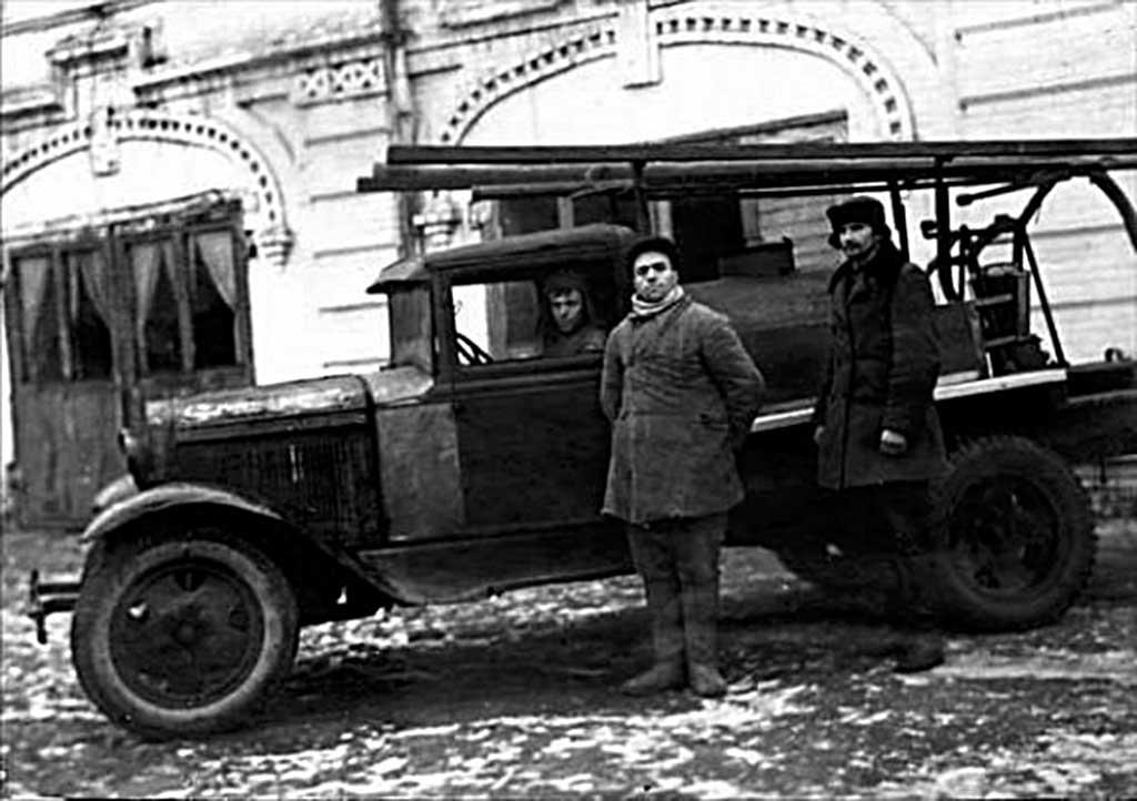 Грузовой автомобиль ГАЗ-АА