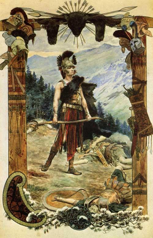 Картина Давида