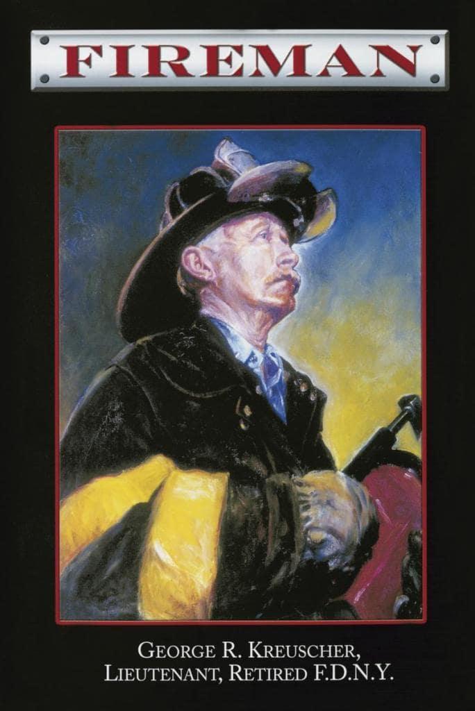 Обложка книги Пожарный