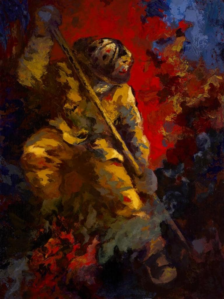 Том Хатчинсон Пожарный