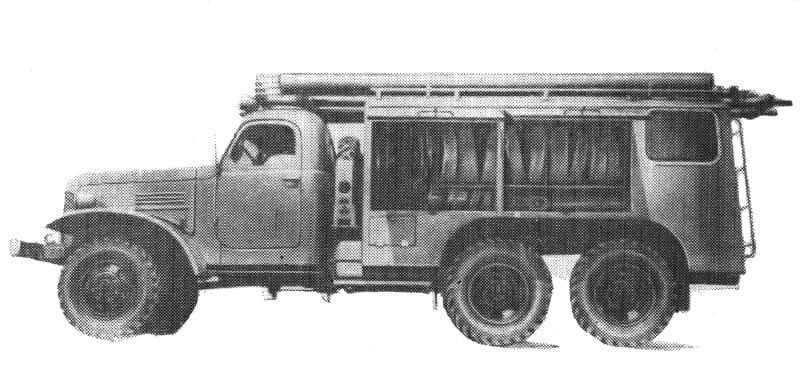 АХП-2,4 (151) модель 16 левая сторона