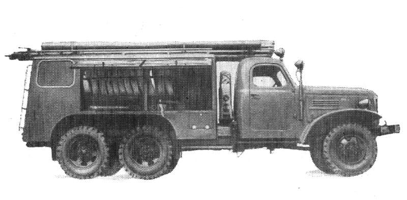 АХП-2,4 (151) модель 16 правая сторона