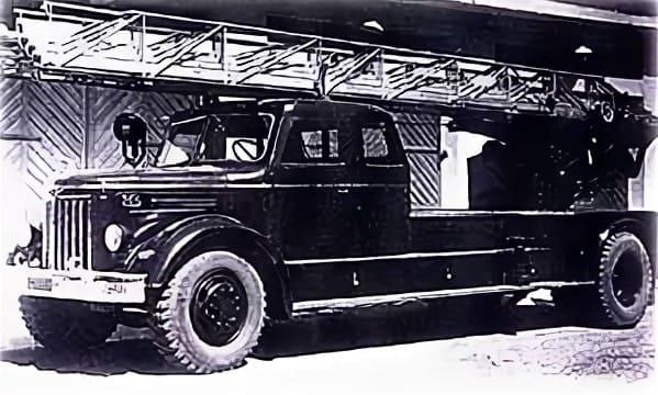 АЛМ-45(200) шасси МАЗ-200