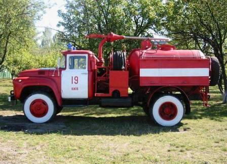Автомобиль пожарный АП-2