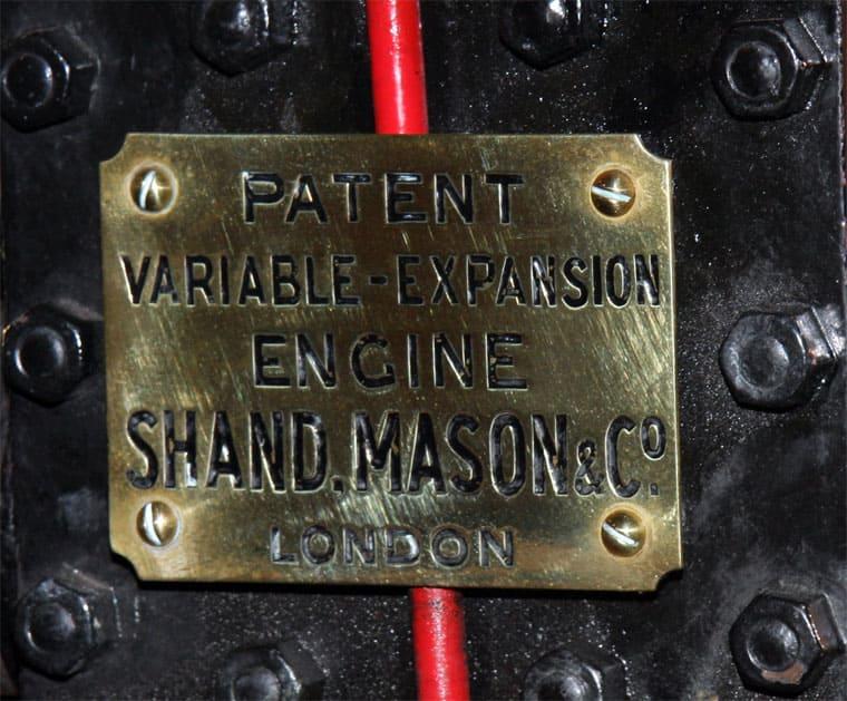Fulwood, Shand Mason Co, 1880 год