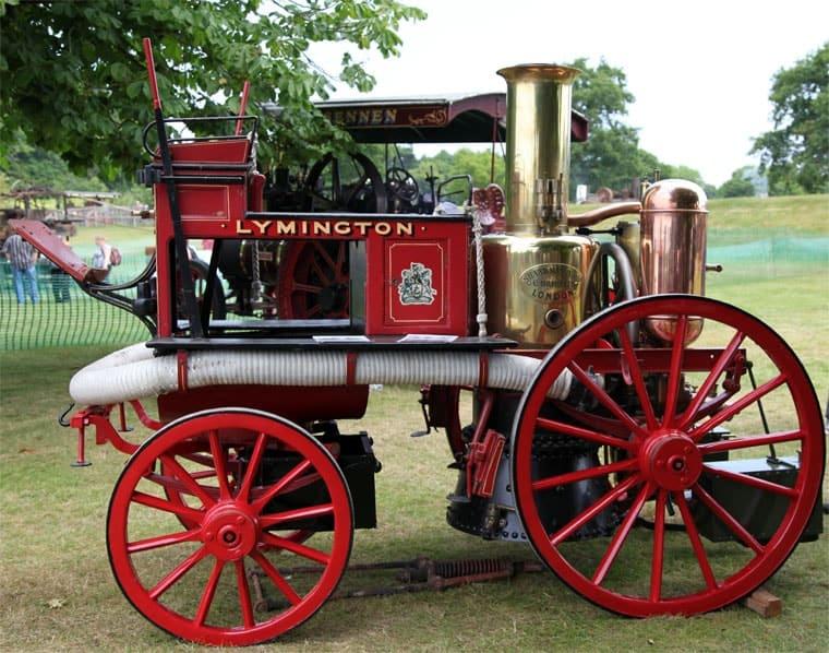 Lymington, Shand Mason and Co, 1885 год