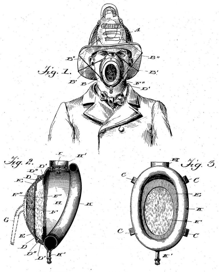 Чашеобразные респираторы на основе конструкции Херта