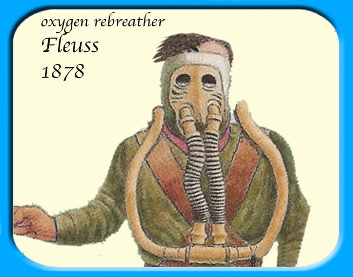Дыхательный аппарат Флейса