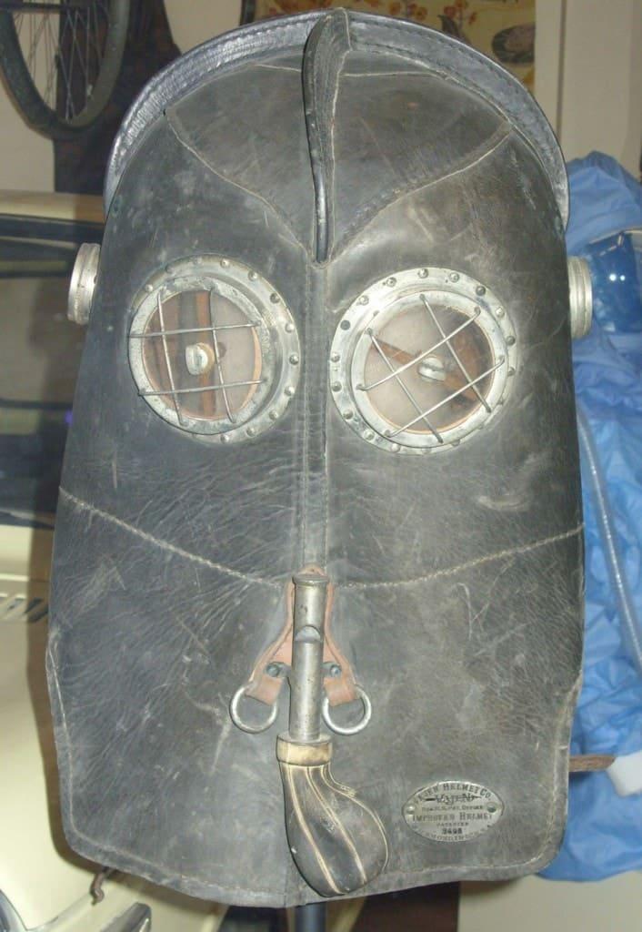 Дымовой шлем Vajen Bader3