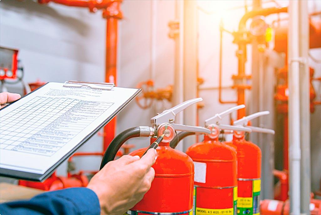 Оценка пожарного риска