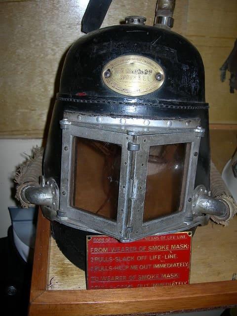 Шлем маска Siebe Gorman