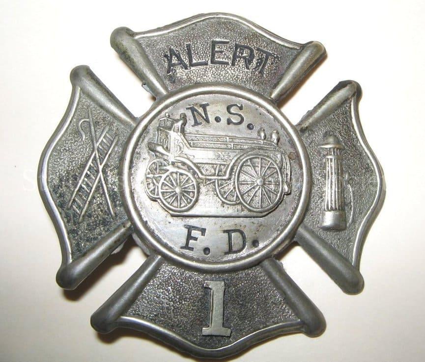 Символика пожарных частей США