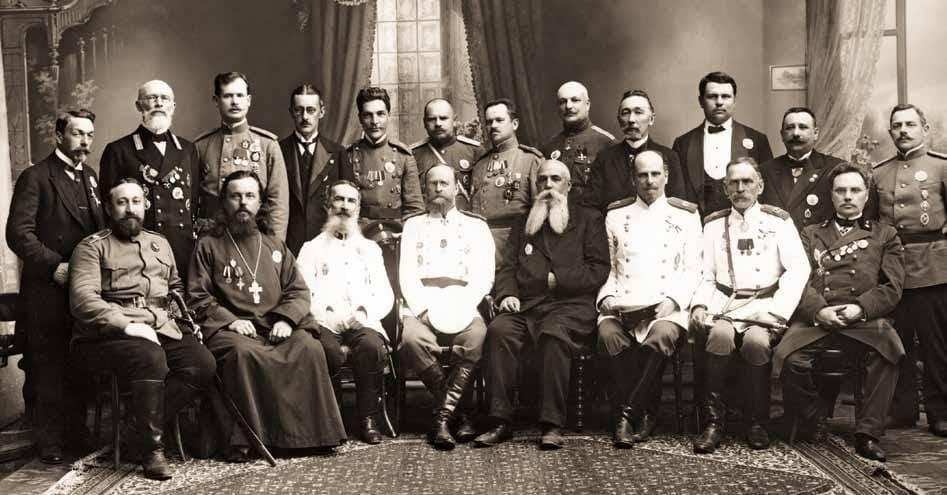 VII Съезд Императорского Российского Пожарного Общества 1916 г.
