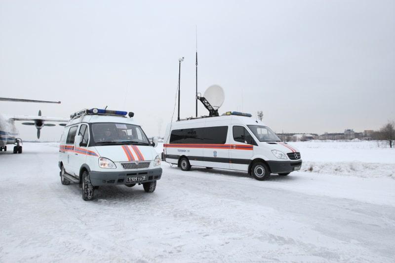 Более 2000 связистов МЧС России обеспечивают устойчивую работу системы связи ведомства