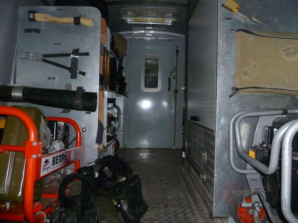 Крепление ПТВ внутри АД 90-22(3205)