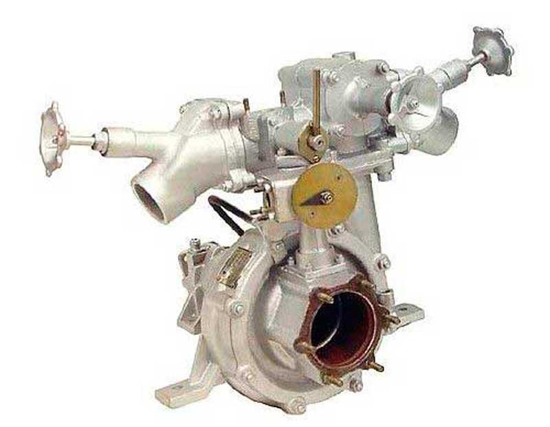 Пожарный насос ПН-40/УВ