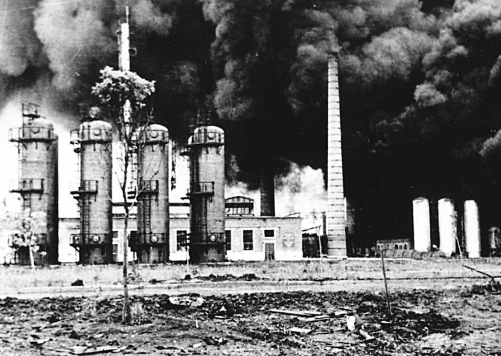 Пожар на Пермском НПК (16 июня 1966 года)