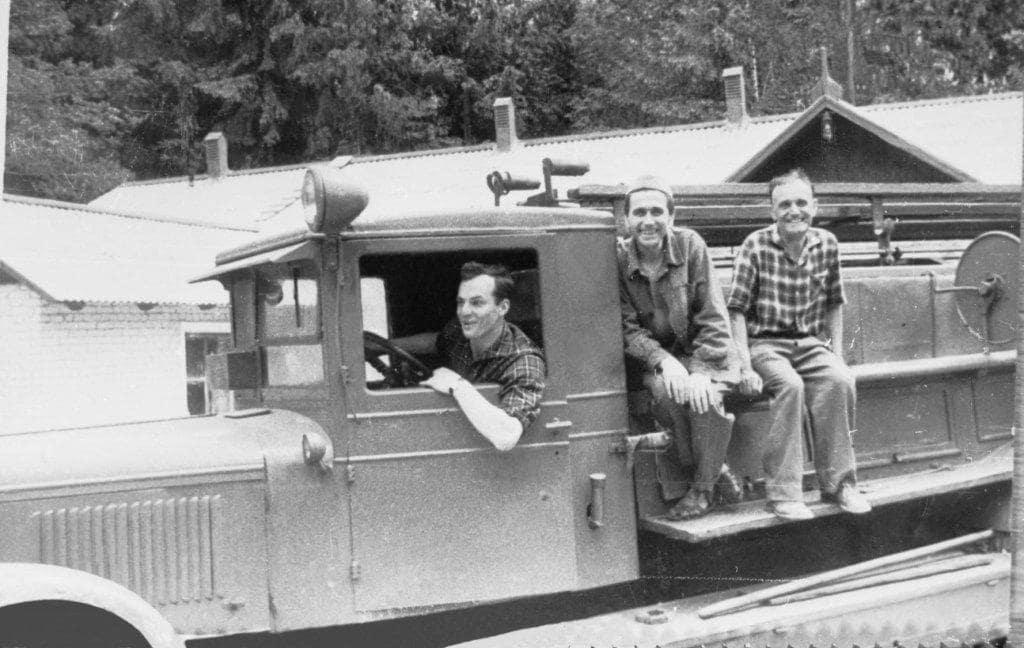 ПМЗ-1. Фото 60-х годов