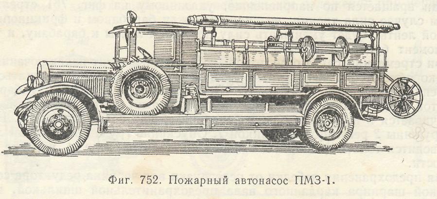Начало выпуска - 1934 год ПМЗ-1