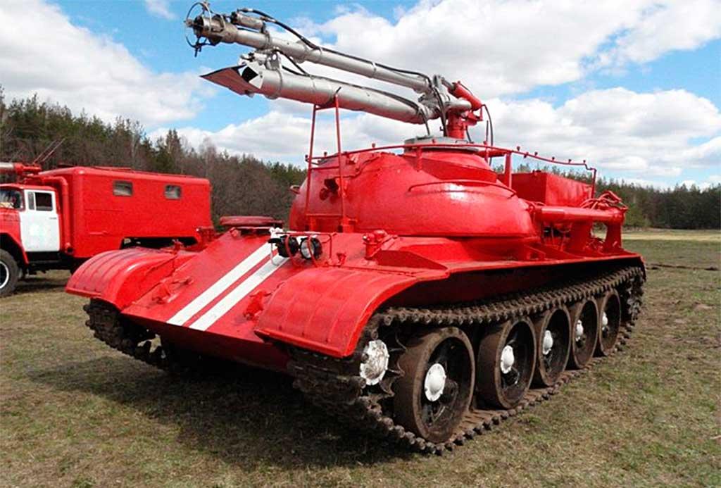 Роботизированный самоходный лафетный ствол СЛС-100 «Сойка»