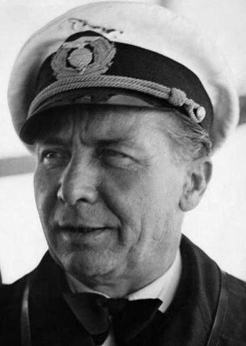 Капитан Эрнст Леман