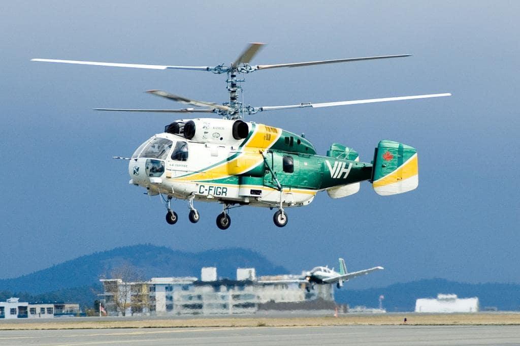 Ка-32А Южная Африка