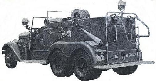 Автомобиль Class 100 Holabird 6x4 USA W-50163 1939 год