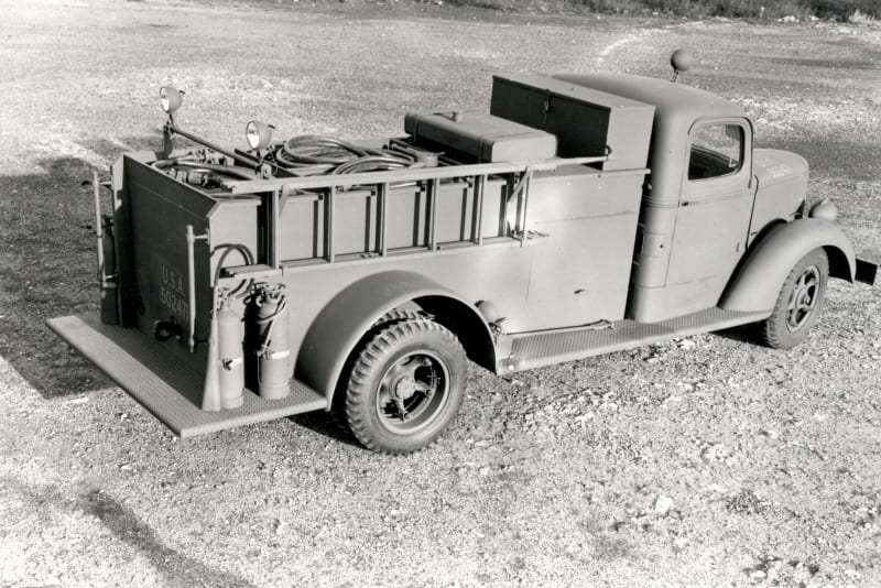 Пожарный автомобиль Class 125 Mack USA 502471