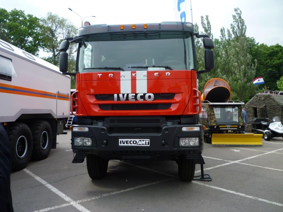 Автомобиль IVECO-AMT 693912 (6х6), Питертраксервис