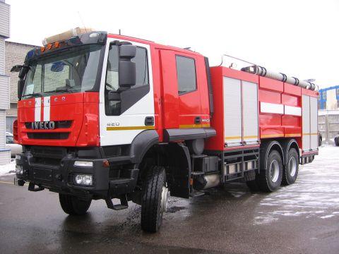 Автомобиль IVECO AMT 693912