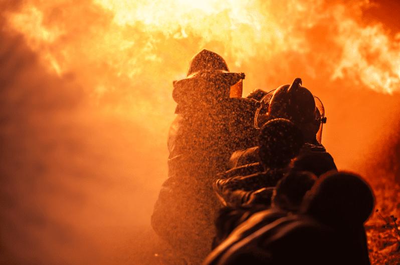 Фильмы про пожарных США