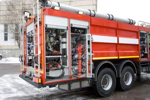 Отсеки для оборудования IVECO AMT 693912