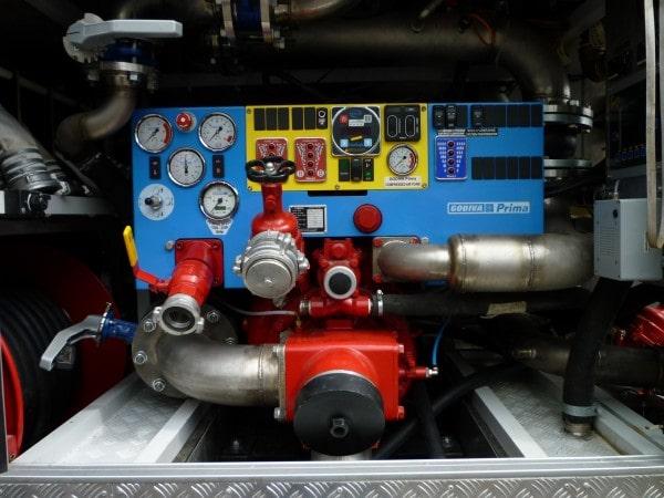 Панель управления насосом IVECO-AMT 693912