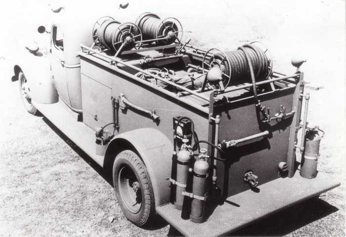 Пожарный автомобиль Class 125