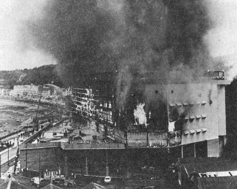 Пожар в Саммерленде